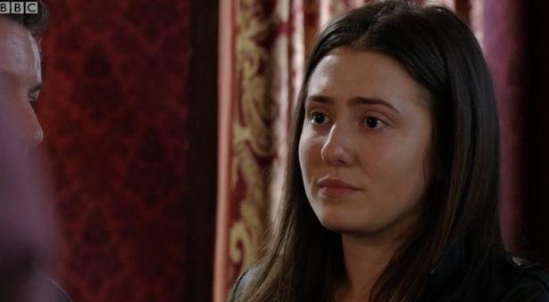 EastEnders viewers praise Jasmine Armfield for Bex's suicide storyline