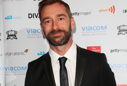 Ex-Coronation Street star Charlie Condou gives fans first glimpse of new Holby City character