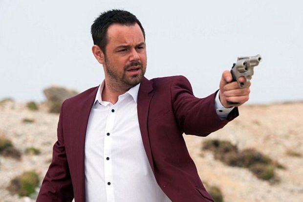 Danny Dyer in Hollyoaks Later