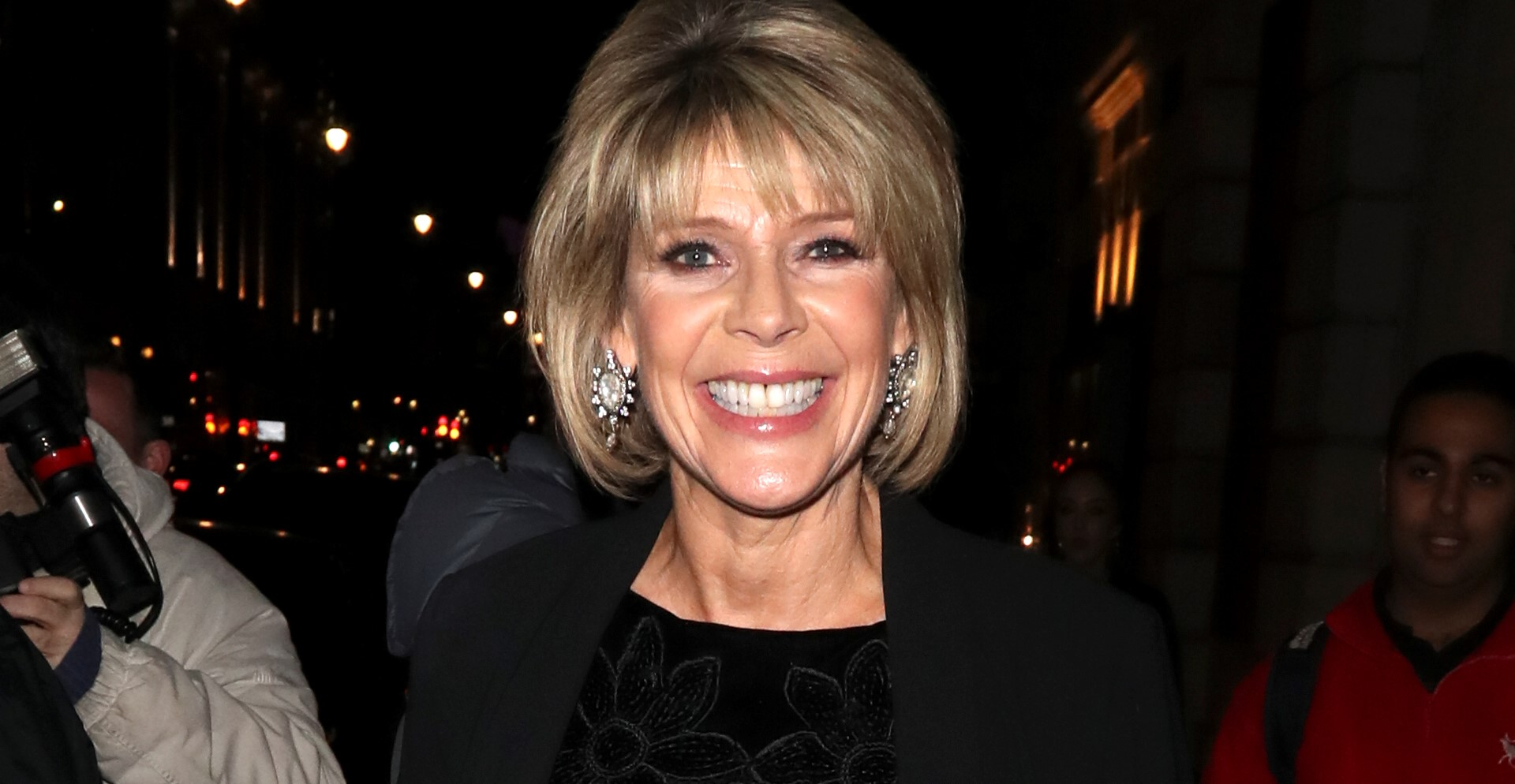 Ruth Langsford thrills fans with video of her beloved mum