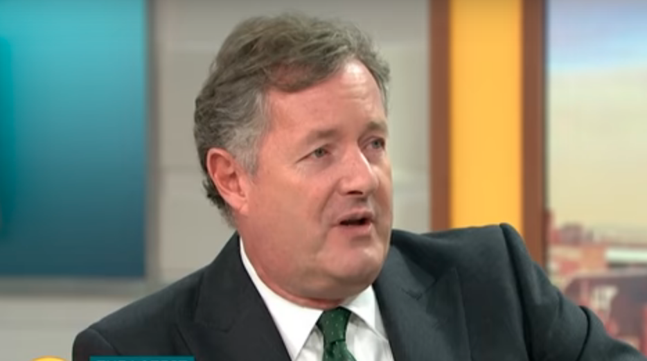 Piers Morgan defends BBC Breakfast's Naga Munchetty over Donald Trump comments