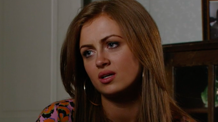 EastEnders' Keegan accused of lying to Tiffany about being a virgin