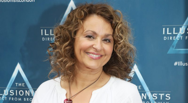 Nadia Sawalha and her husband rant over 'shocking' yoga class in foul-mouthed Instagram tirade