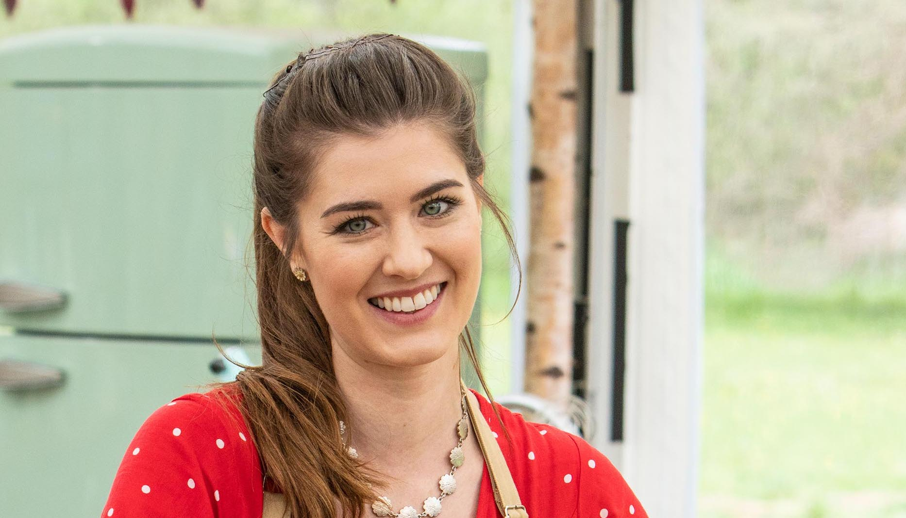 Great British Bake Off contestants Alice Fevronia and Henry Bird 'are now dating'