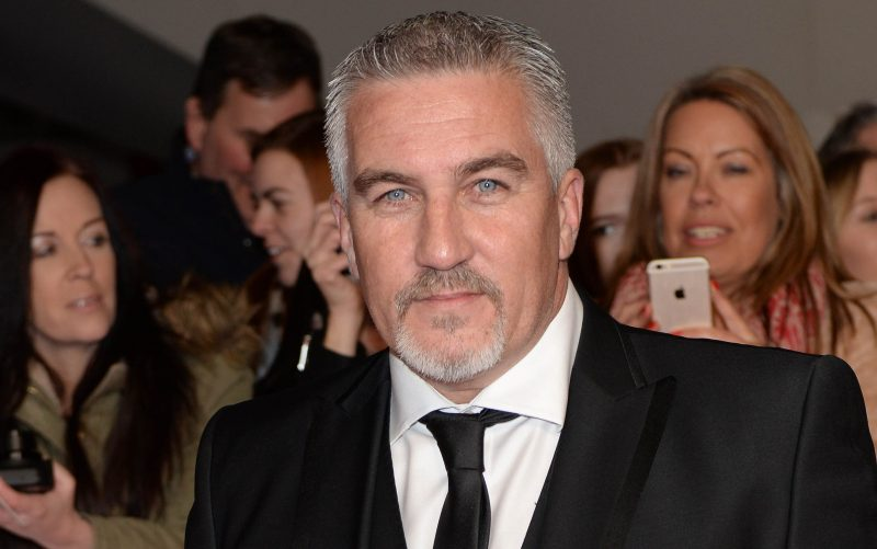 Great British Bake Off star Paul Hollywood 'on the cusp of £1million deal with Warburtons'
