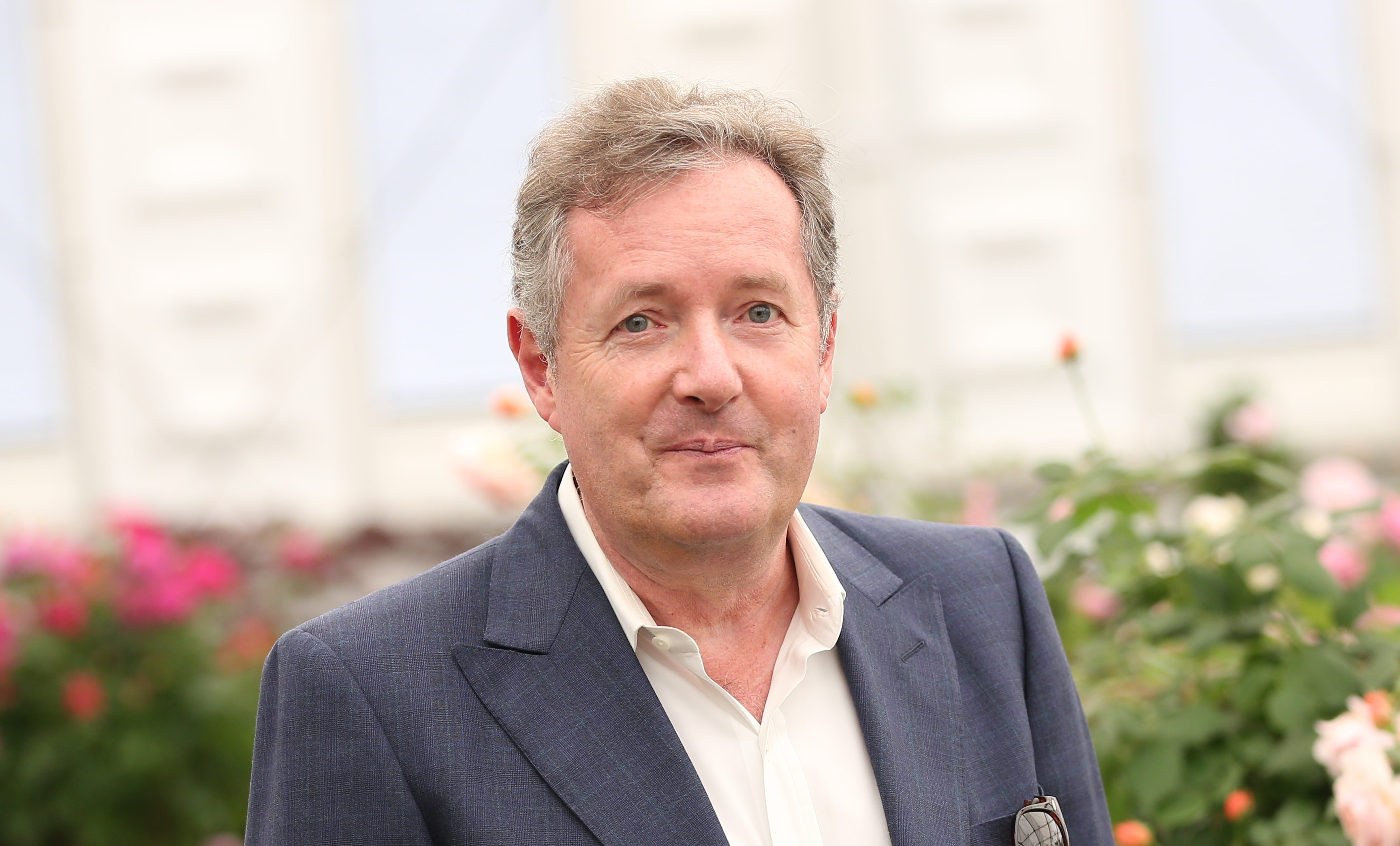 Piers Morgan mocks petition to have him sacked from Good Morning Britain