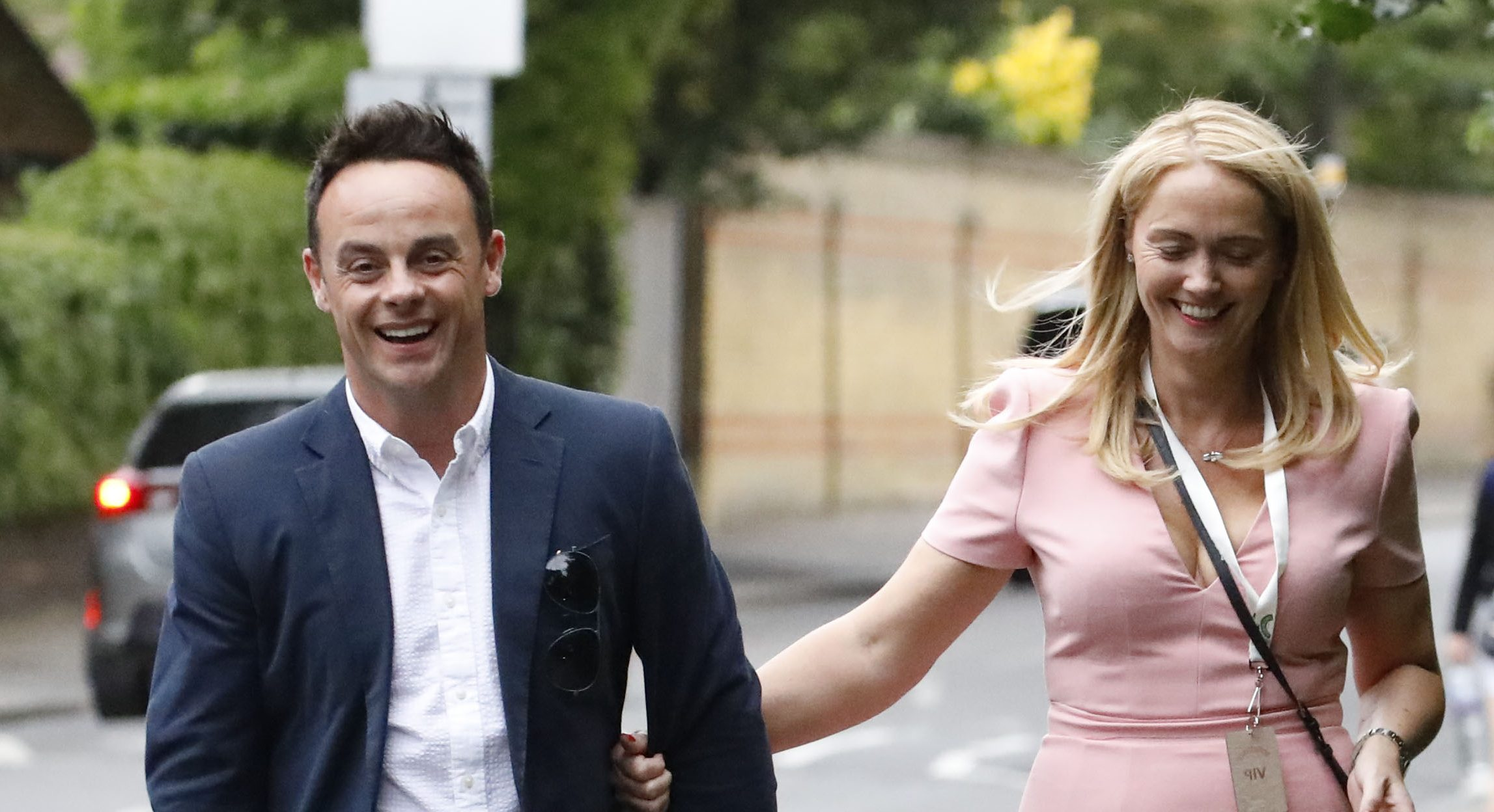 Ant McPartlin and Anne-Marie Corbett take huge step in their relationship