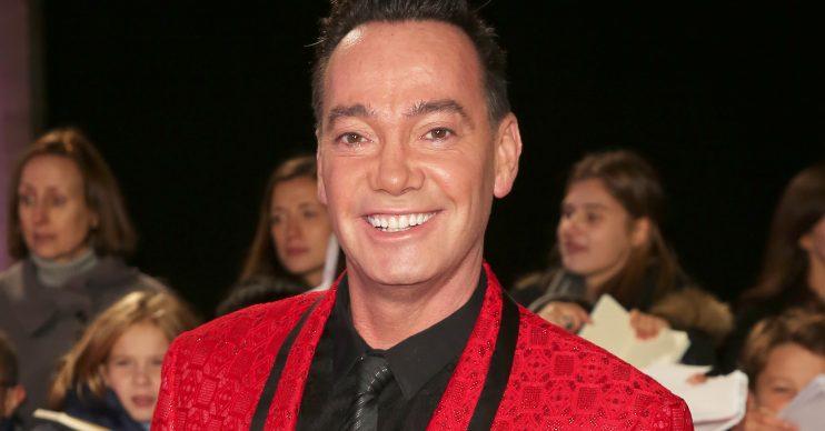 Strictly Come Dancing Craig Revel Horwood