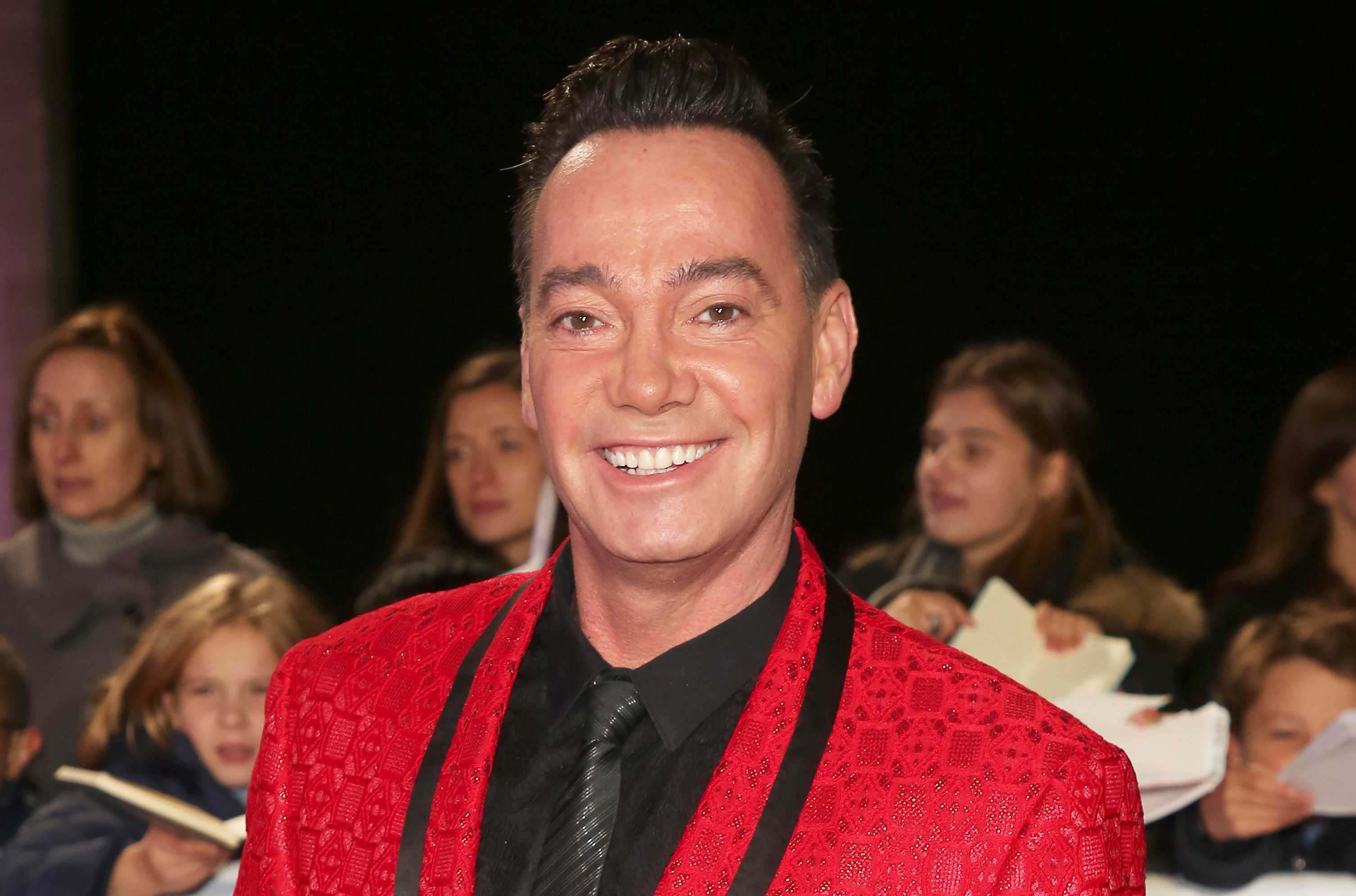 Strictly Come Dancing Craig Revel Horwood