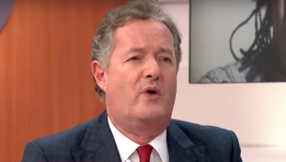 Piers Morgan lashes out at Sam Smith over 'BRIT Award gender change proposals'