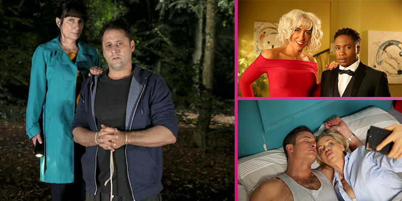 FIRST LOOKS: Next week's Hollyoaks in pictures