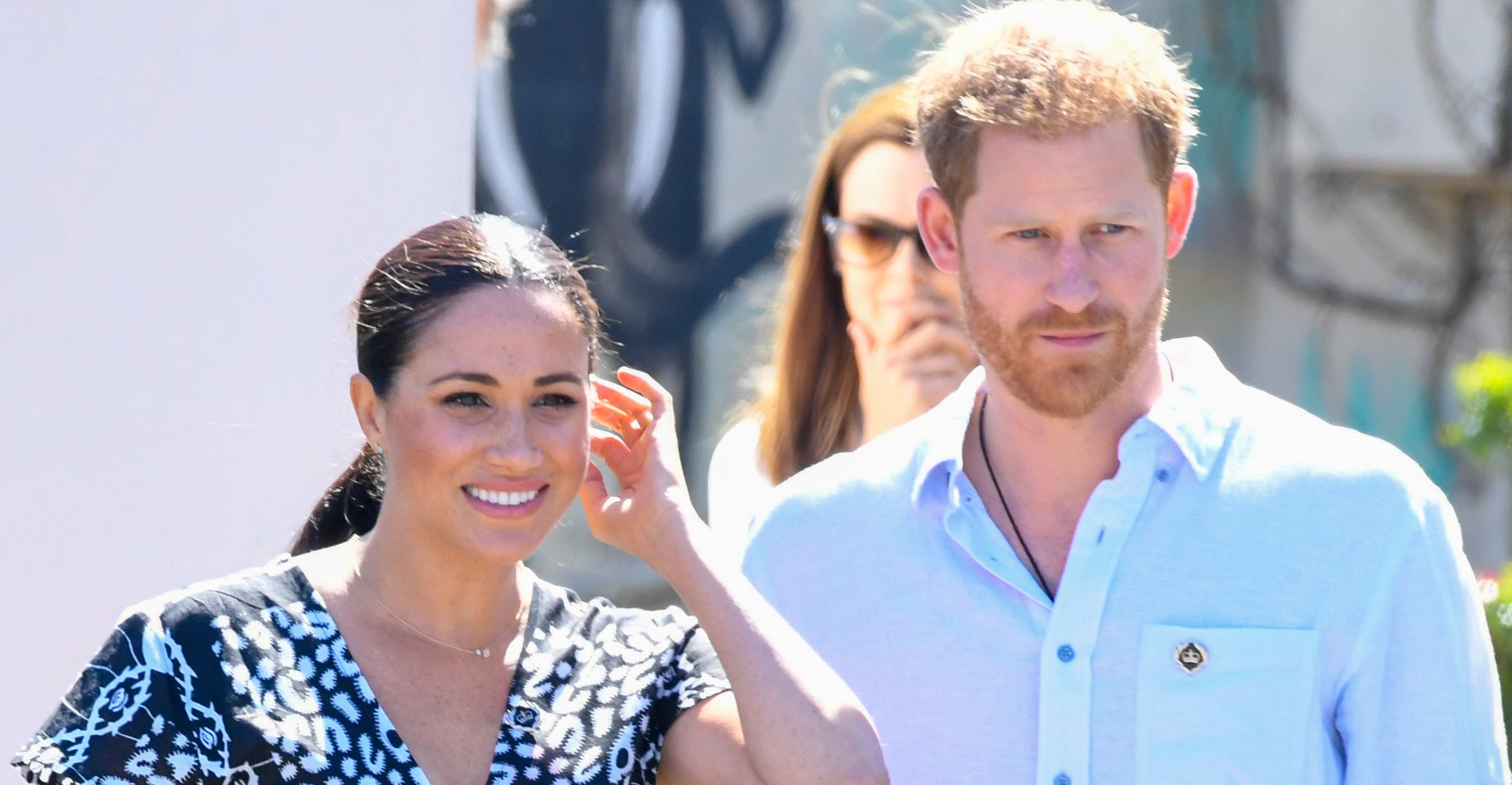 Meghan and Harry 'break protocol on first family tour with son Archie'