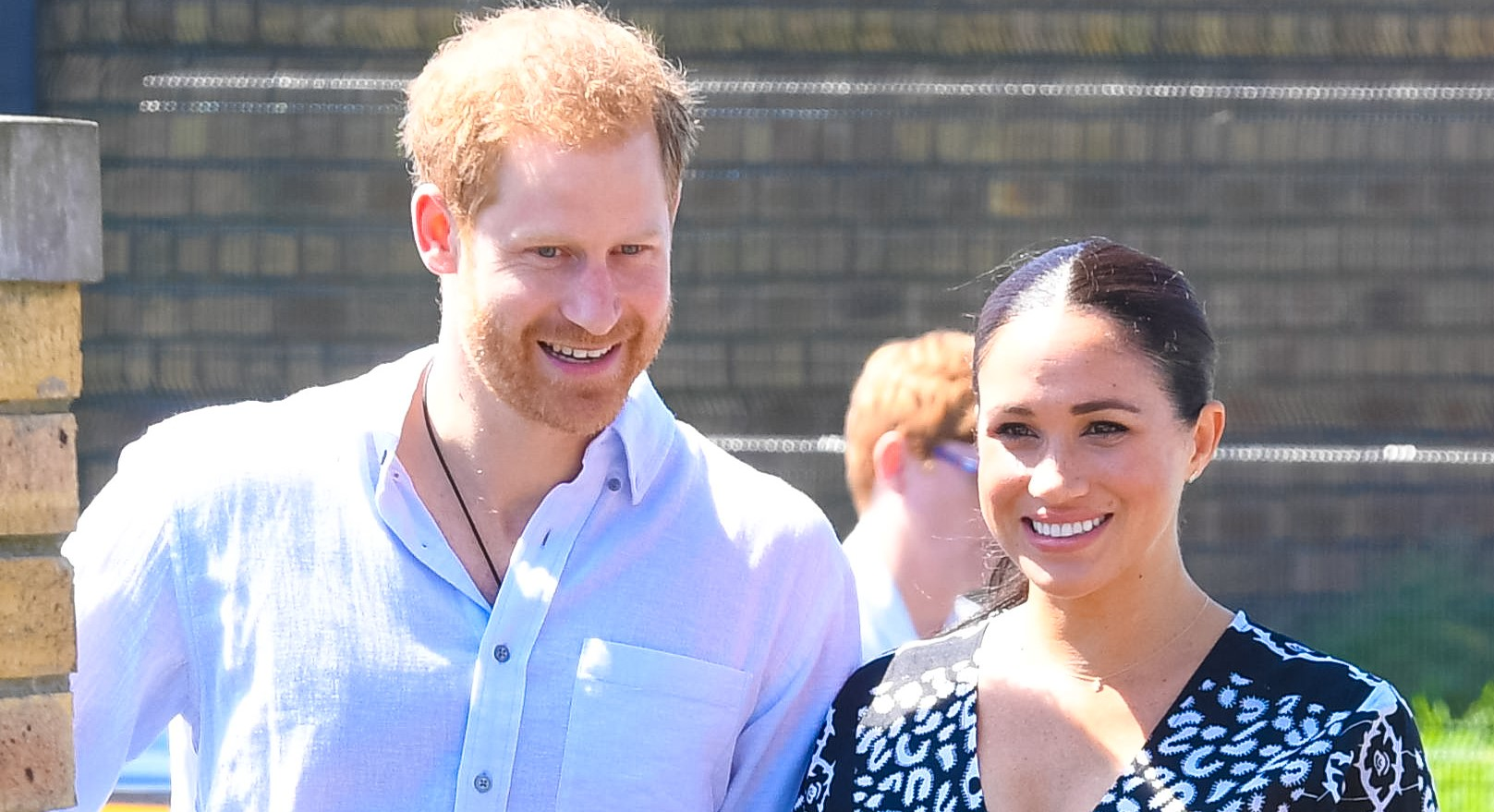 Sussex Royal Tour: Prince Harry calls Meghan the 'best mum'