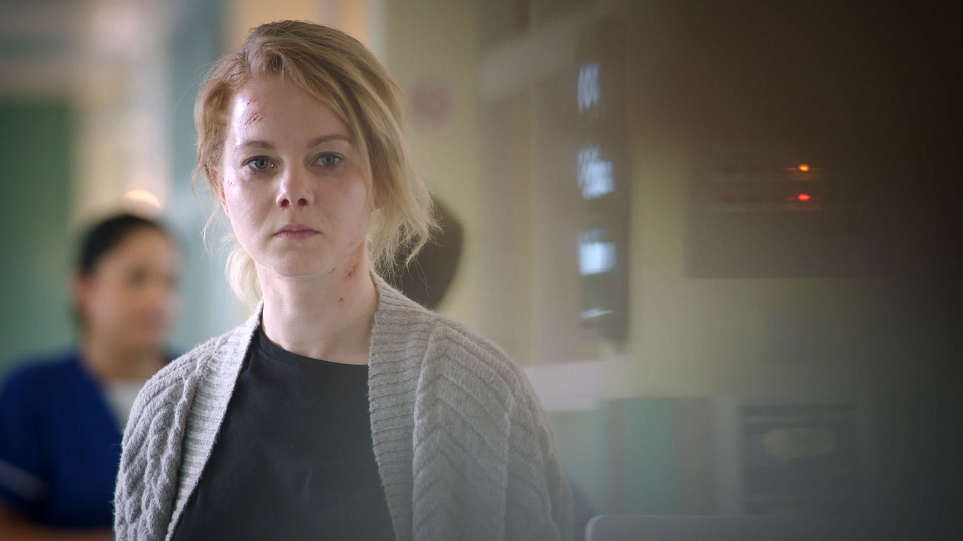 Holby City: Fans divided as Chloe is raped and Evan stabbed