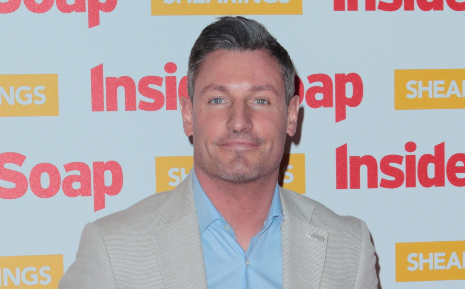 EastEnders' Dean Gaffney blasts reports he's using dating app