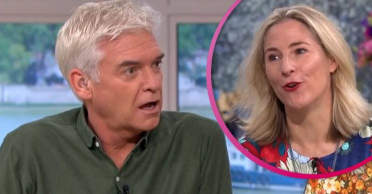 Phil Schofield on This Morning