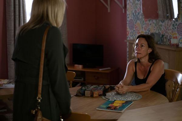 EastEnders viewers sickened as Kathy gives Rainie drugs