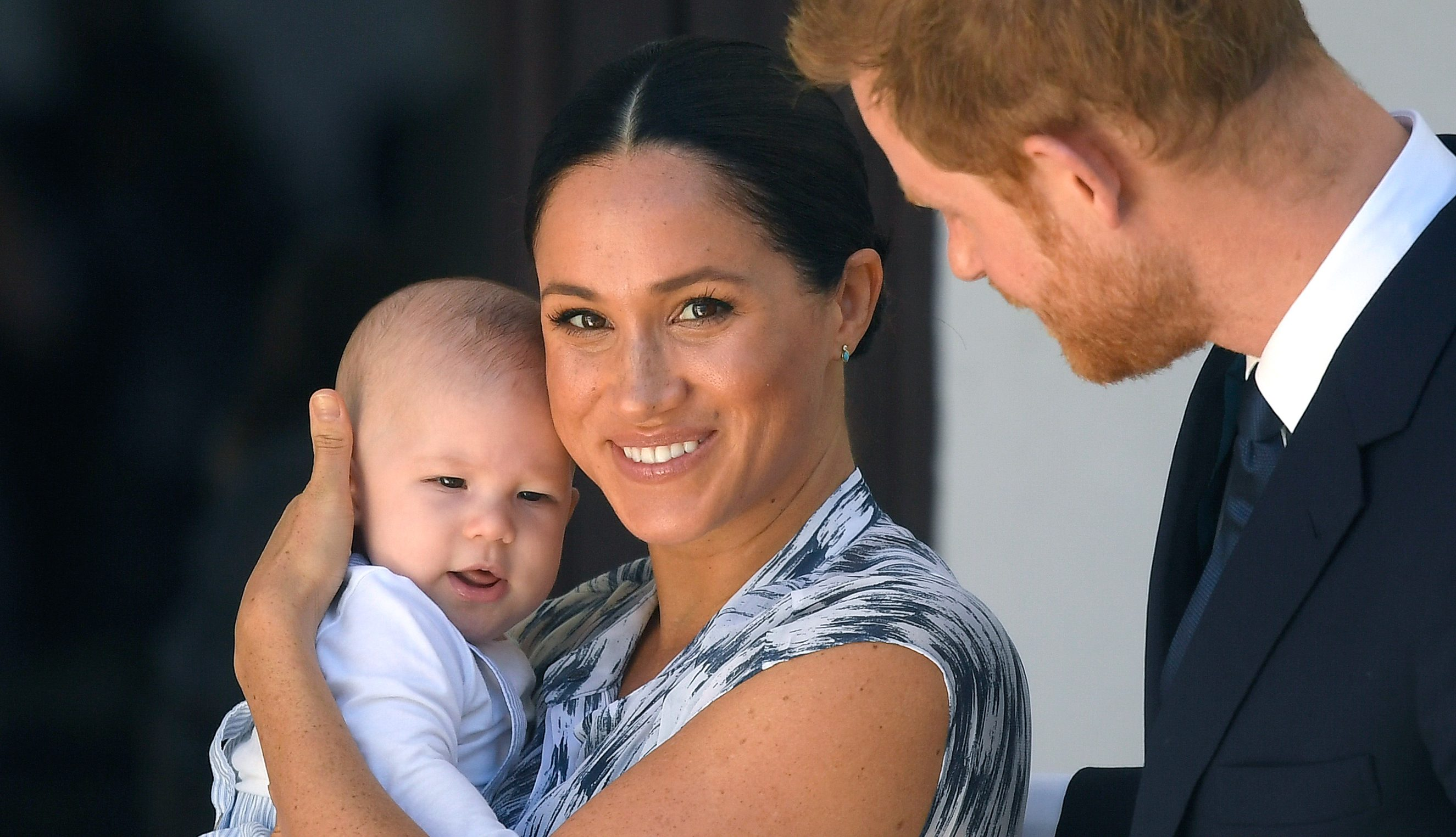 Meghan Markle has adorable nickname for baby Archie