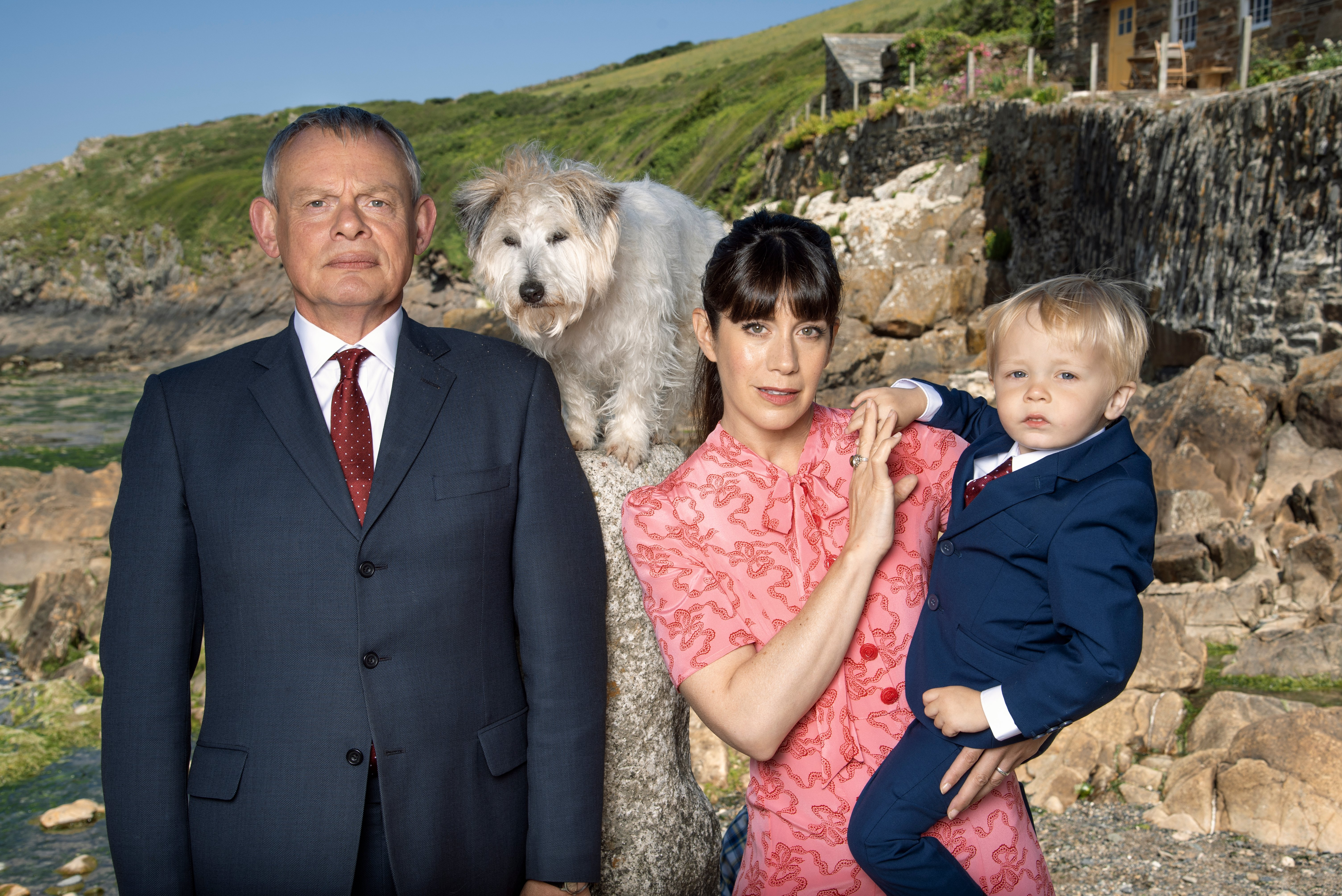 Doc Martin fans brand the show just the right antidote to Brexit chaos