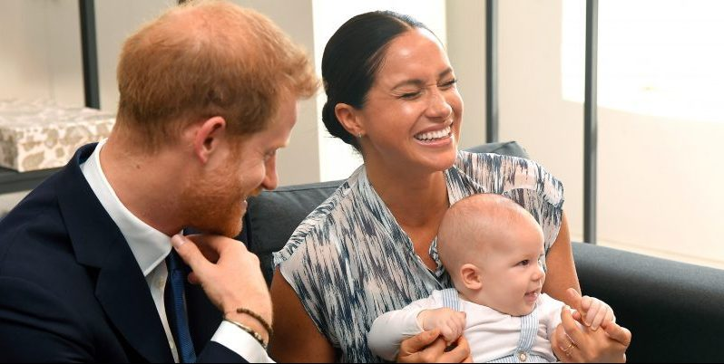Archie steals the show in Prince Harry and Duchess Meghan's ITV documentary