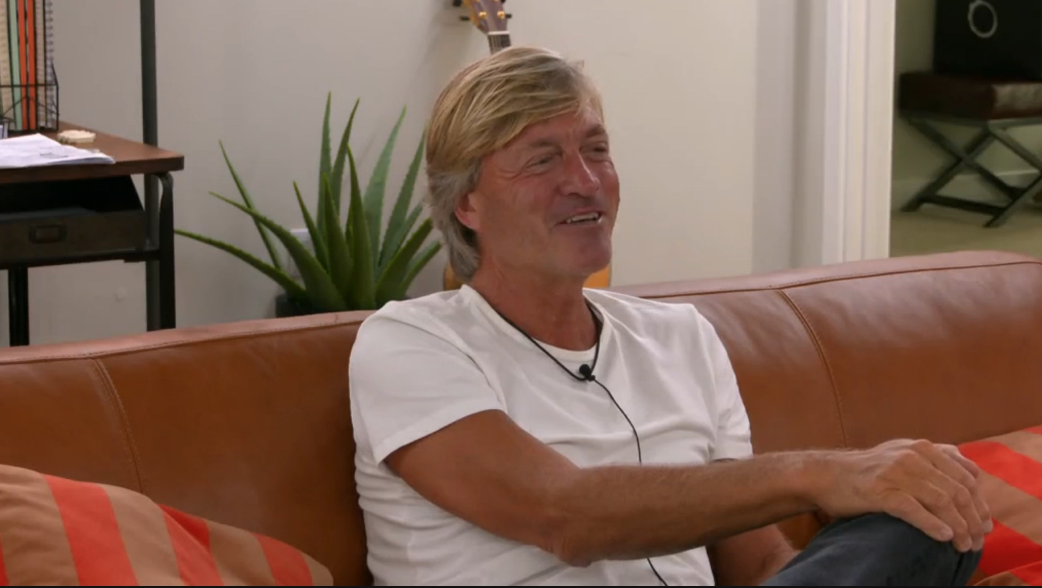 The Circle: Fans in hysterics as Zoe Ball's son Woody 'FLIRTS' with Richard Madeley