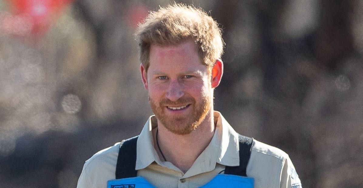 Harry left emotional as he retraces mum Princess Diana's steps on royal tour