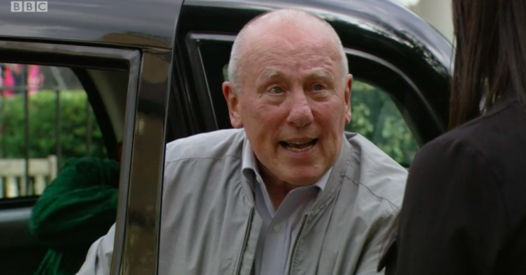 EastEnders fans rejoice as Ted finally leaves Walford and call for Les and Pam to return