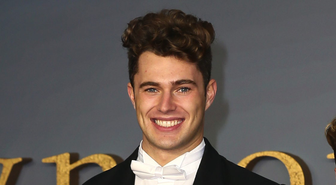 Curtis Pritchard dismisses talk of Dancing On Ice 'curse' as Maura Higgins signs up for show
