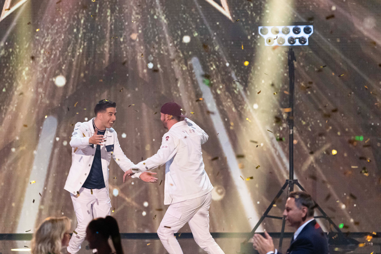 "BGT: The Champions fans hail Twist and Pulse as series ""winners"" after Alesha Dixon golden buzzer"