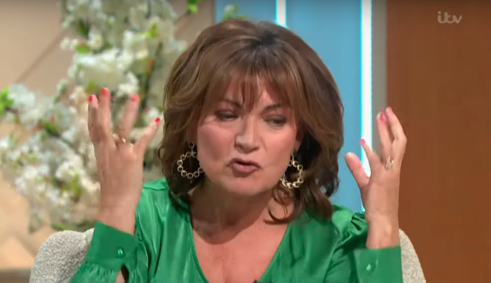 Lorraine Kelly reveals the truth behind feud with daytime telly co-star