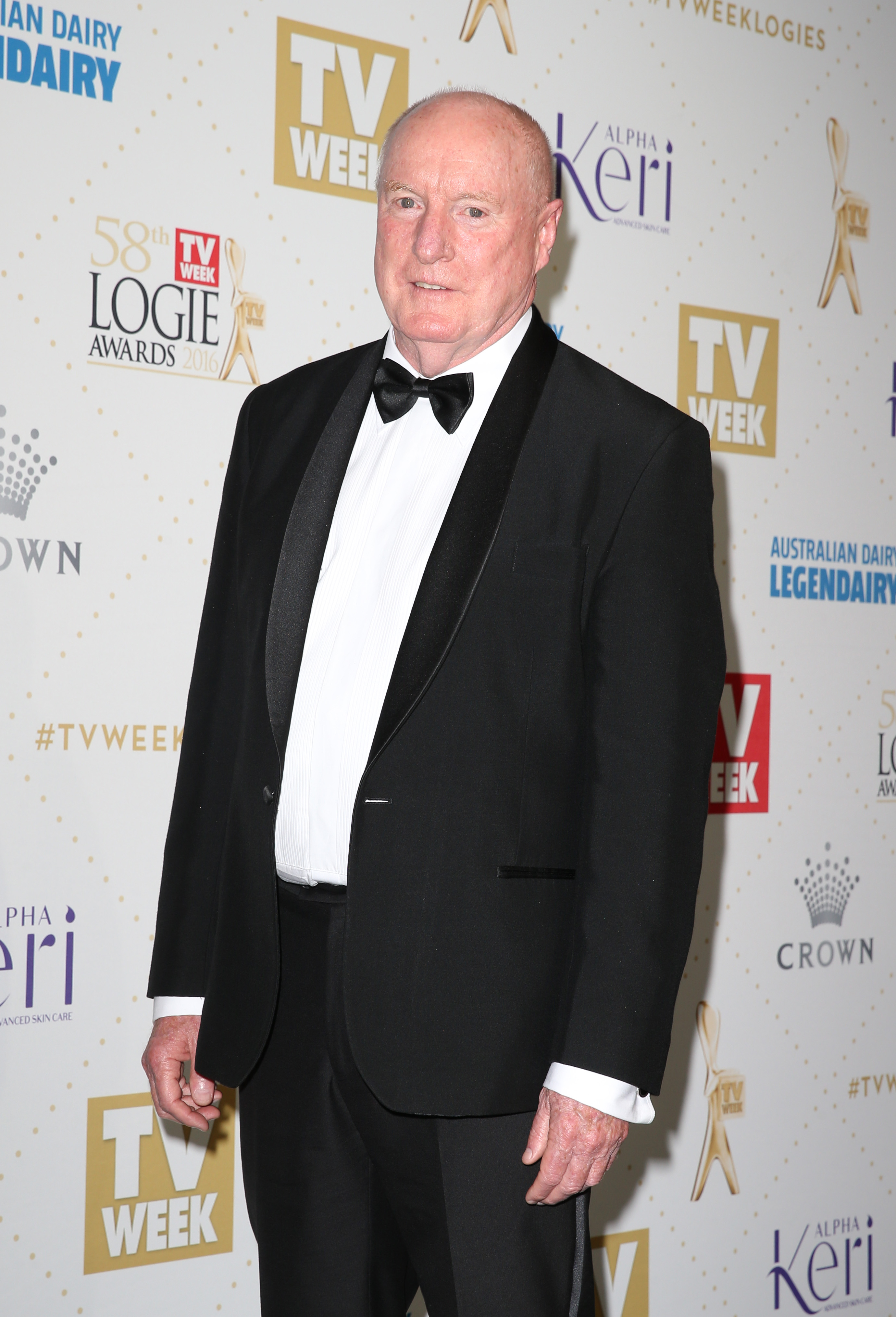 Celebrities walk the red carpet as they attend the 2016 Logie Awards held at Crown Casino in Melbourne Pictured: Ray Meagher,Colin Fassnidge Sonia Kruger Sandra Sully Natarsha Belling Ray Meagher Waleed Aly Susan Carland Olympia Valance Gary Mehigan Matt Preston George Columbaris Carla Bonner Stefan Dennis Johanna Griggs Danielle Cormack Deanne Jolly Darren And Deanne Jolly Jessica Rowe Ita Buttrose Sarah Harris Emma Freedman Delta Goodrem Delta GoodremDelta Goodrem Conrad Sewell Erin Molan Patrick Brammall Shaynna Blaze Ryan Corr Jesinta Campbell Carrie Bickmore Ref: SPL1277882 080516 NON-EXCLUSIVE Picture by: SplashNews.com Splash News and Pictures Los Angeles: 310-821-2666 New York: 212-619-2666 London: +44 (0)20 7644 7656 Berlin: +49 175 3764 166 photodesk@splashnews.com World Rights
