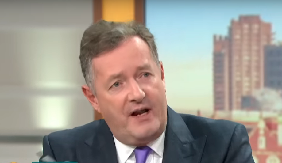 Piers Morgan's offer to Good Morning Britain colleague slammed as 'creepy'