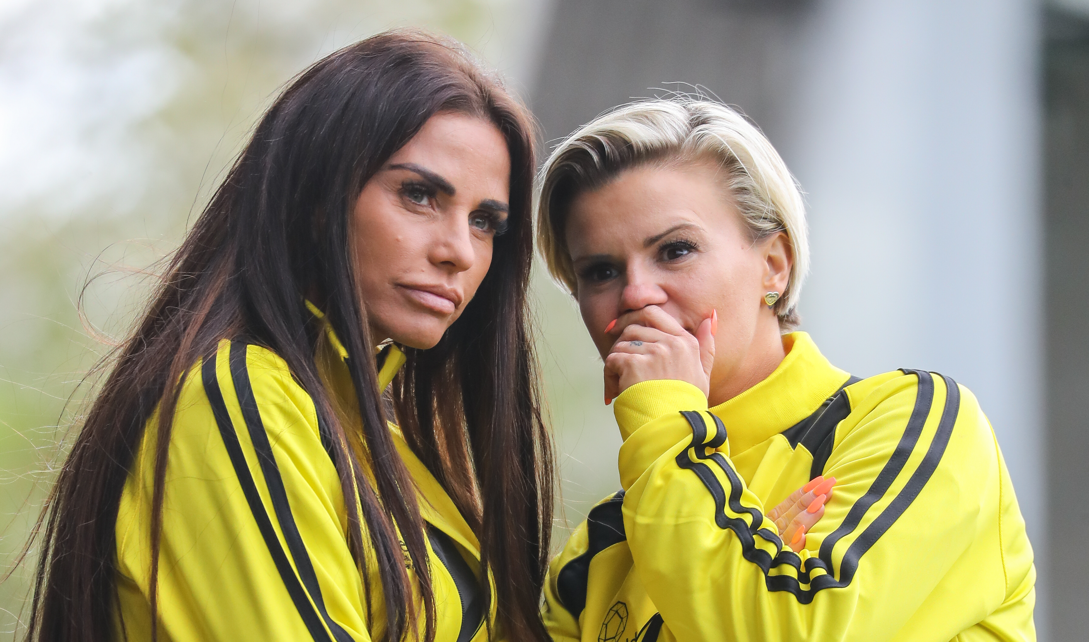 Kerry Katona Reveals She Wants To Record A Song With Pal