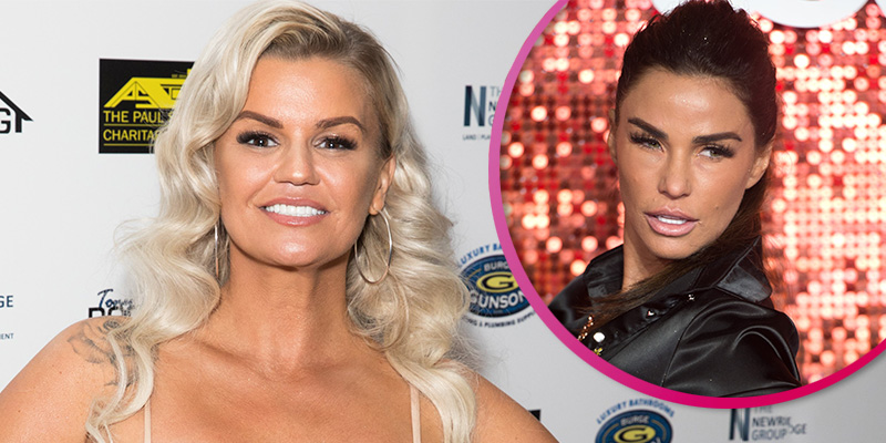 Kerry Katona reveals she wants to record a song with pal Katie Price