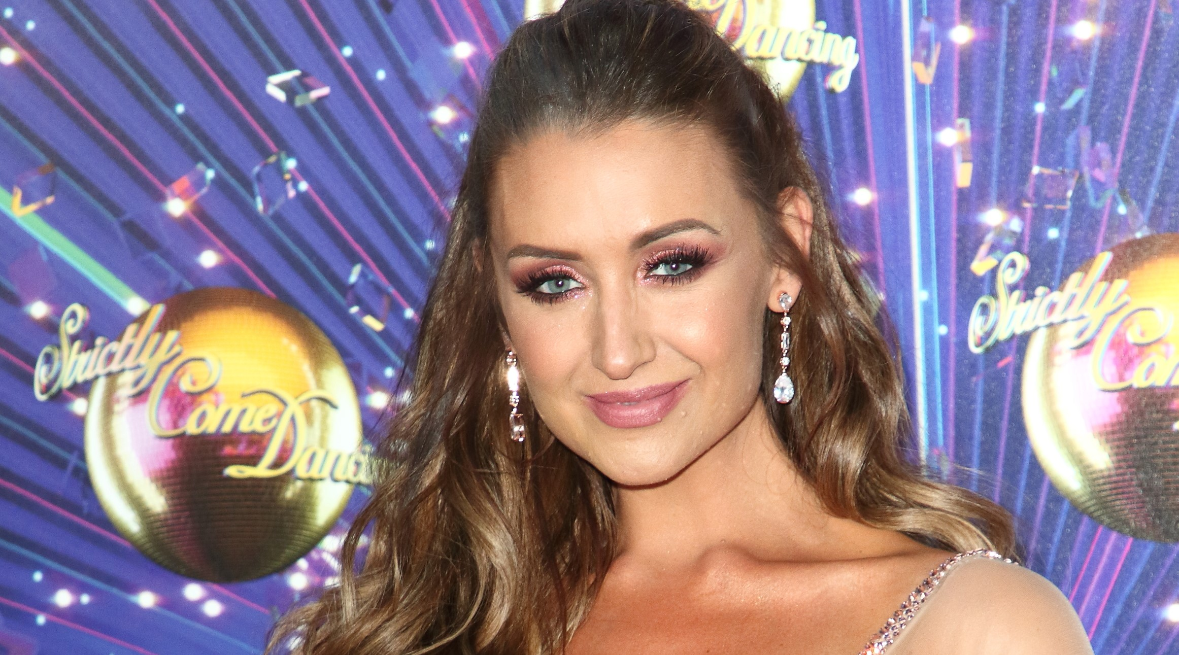 Strictly's Catherine Tyldesley troops through rehearsals despite illness this week