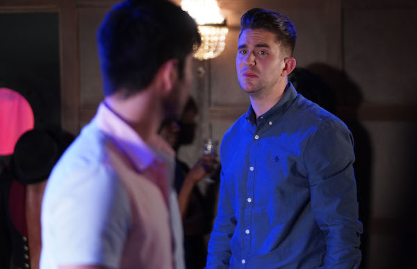 EastEnders SPOILERS: Whitney makes a shocking discovery about Callum tonight!