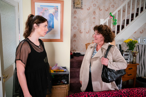 Coronation Street SPOILERS: Marion returns and threatens to call social services TONIGHT!