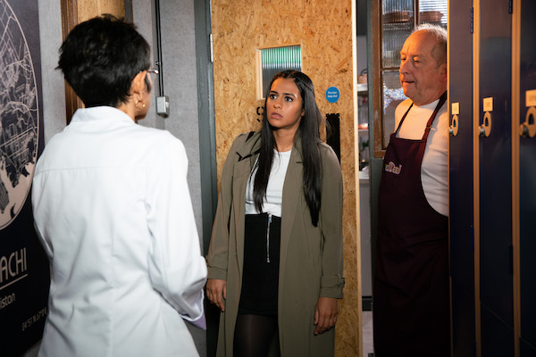 Coronation Street SPOILERS: Alya confronts Yasmeen over Geoff tonight!