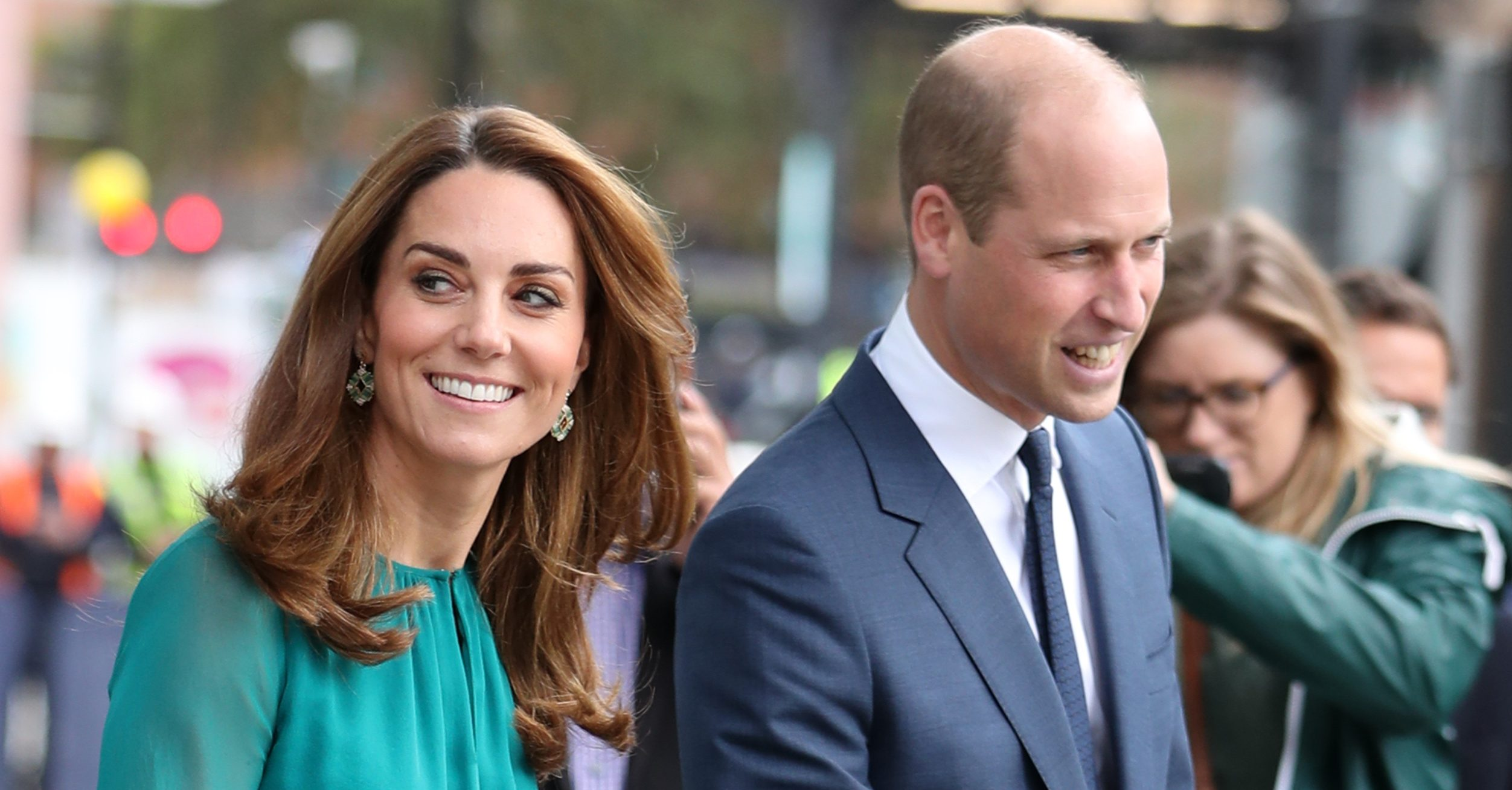 Will and Kate spice things up ahead of royal tour as the duchess reveals she likes it 'hot'