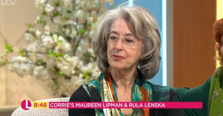 Maureen Lipman Credit: ITV