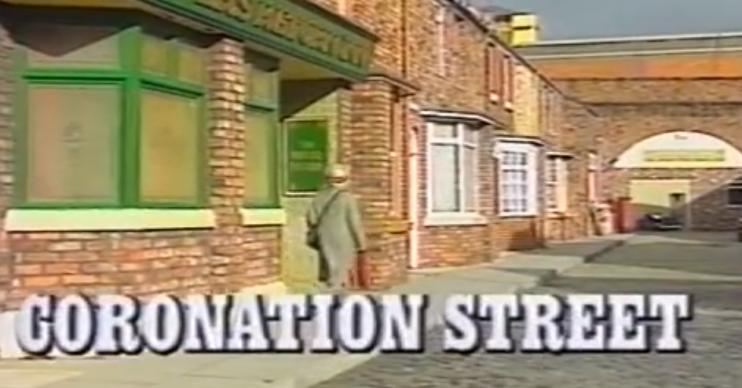 Classic Coronation Street Logo