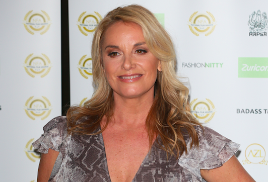 Tamzin Outhwaite reveals she's landed job on BBC crime drama Shakespeare and Hathaway
