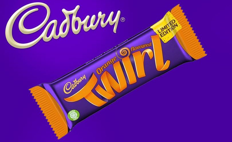 'Mythical' Orange Twirl IS on sale but many chocoholics still can't track one down