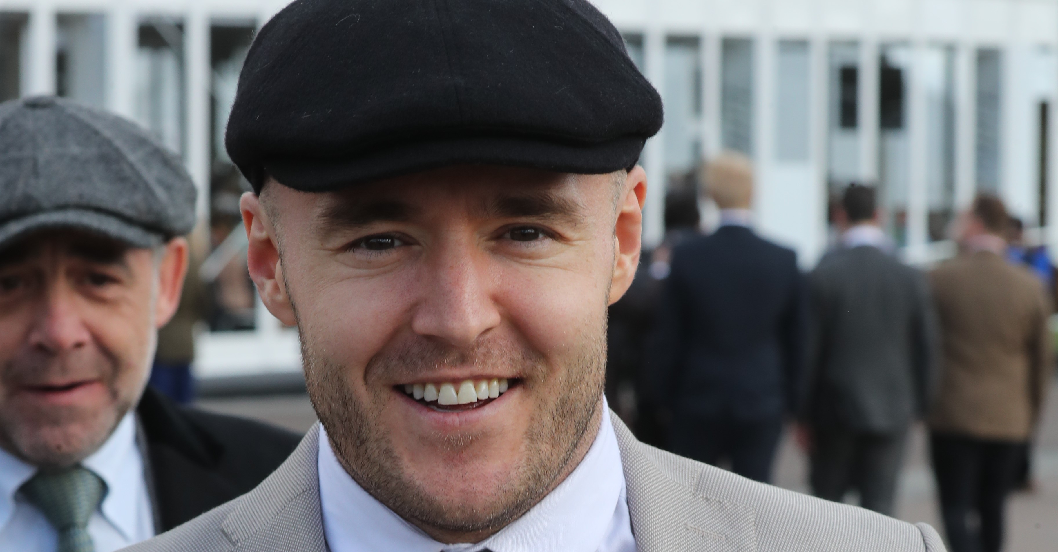 Corrie's Alan Halsall reunites with former co-star Chris Fountain
