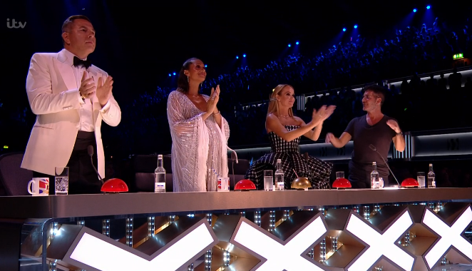 TWO Britain's Got Talent: The Champions acts bring viewers to tears