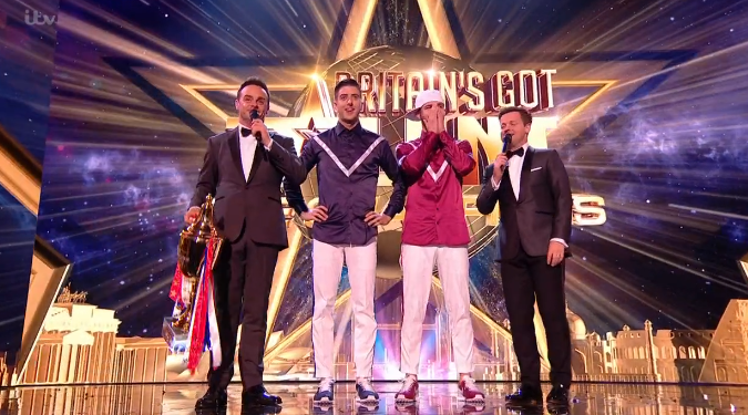 Britain's Got Talent: The Champions fans divided as Twist and Pulse crowned winners