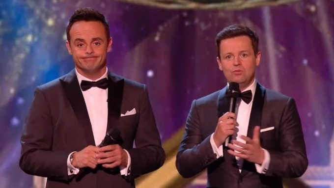 Britain's Got Talent: The Champions: Ant and Dec launch mental health campaign during final