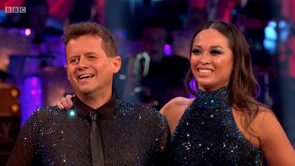 Strictly's Katya Jones bites back at troll who accused her of 'not doing her job' after fall
