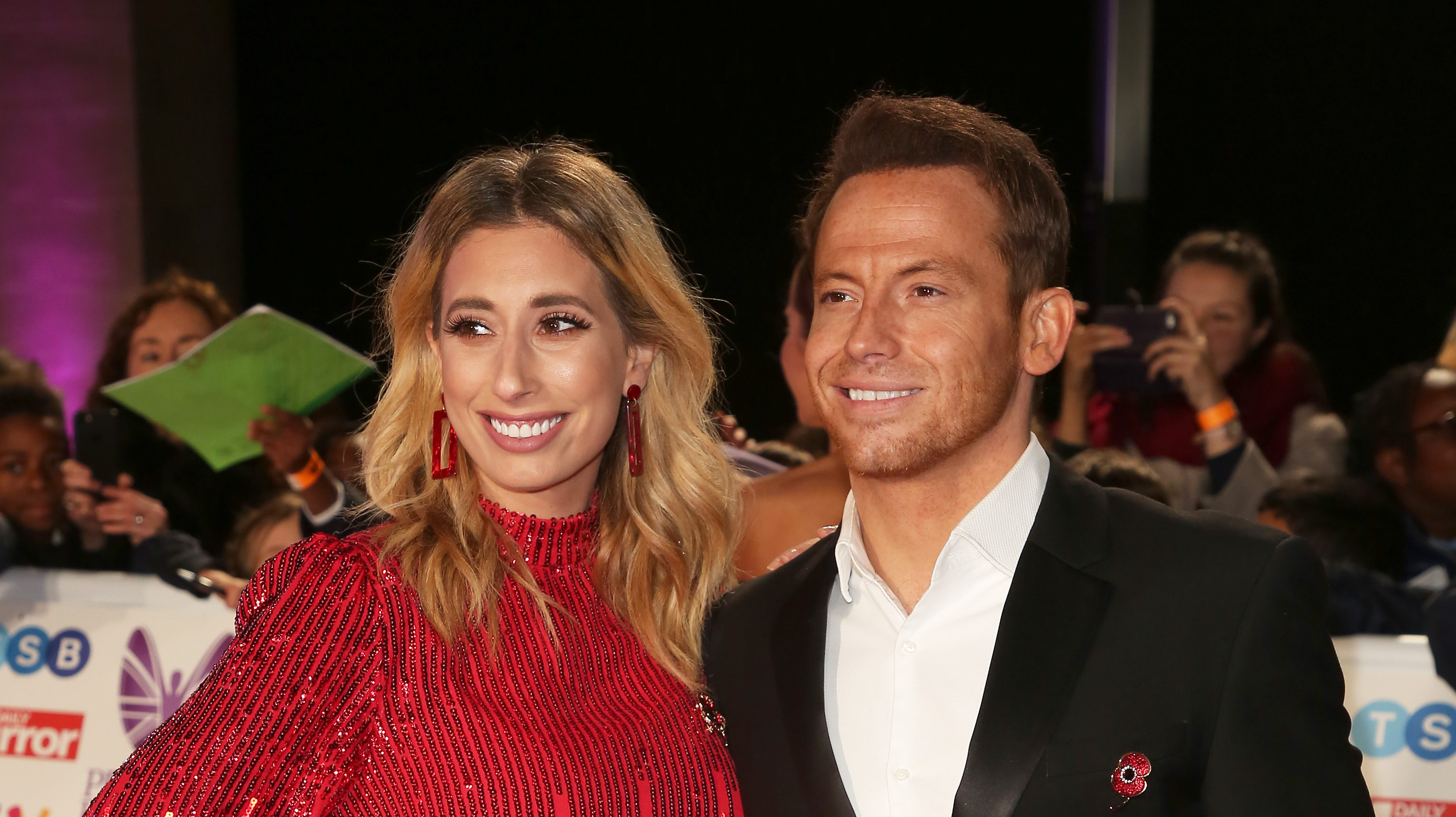 Fans beg Joe Swash to propose to Stacey Solomon after birthday tribute