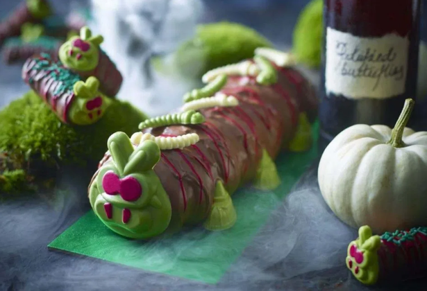 Full M&S Halloween food range for 2019 - including creepy Colin the Caterpillar Cake